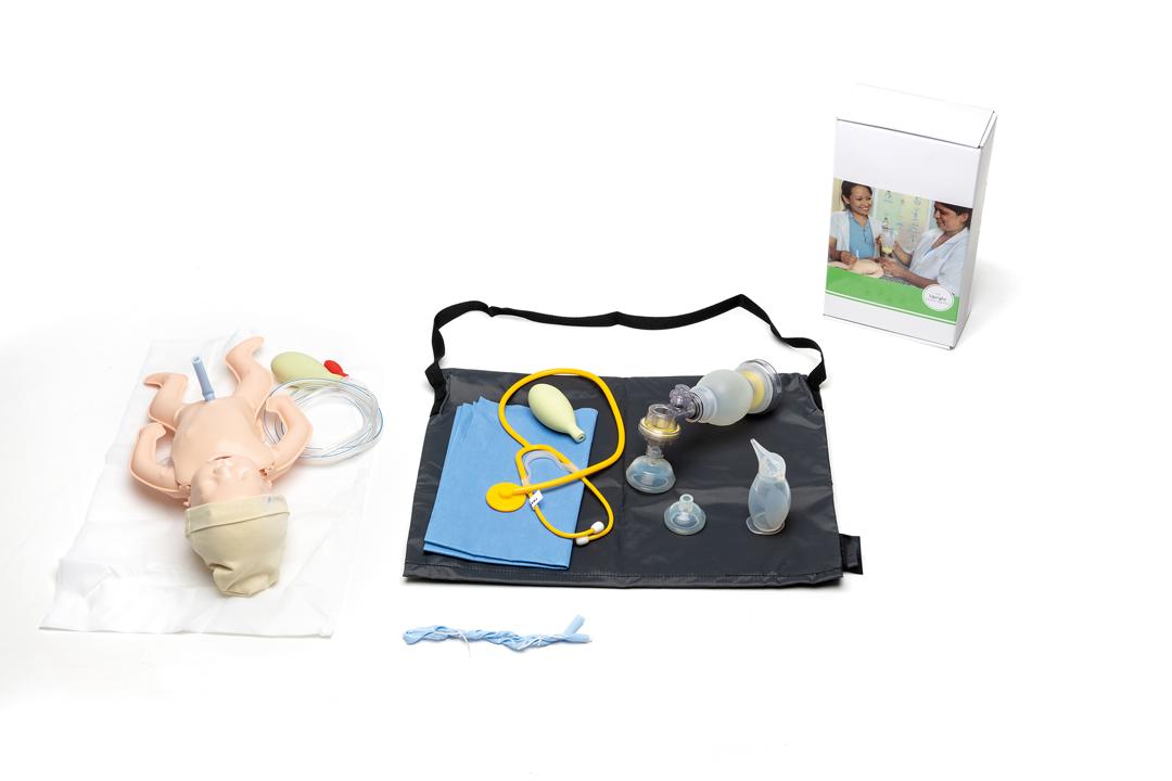 Simulator, newborn complete care, light