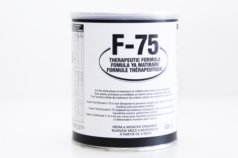 F-75 Therap.milk CAN 400g/CAR-24