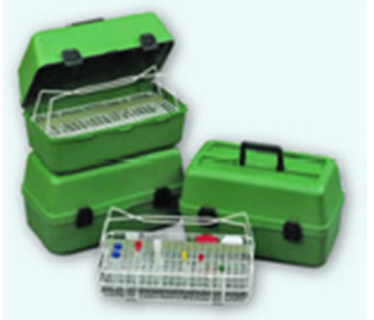 Box, specimen transp., 2L and 4L, set/2