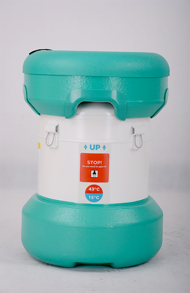 UL transport box Aucma YBC-5E
