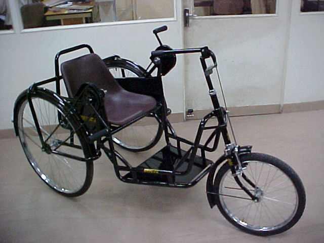 Bicycle, Disability Bike, Heavy Duty