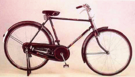 Bicycle,heavy duty,roadster,gents