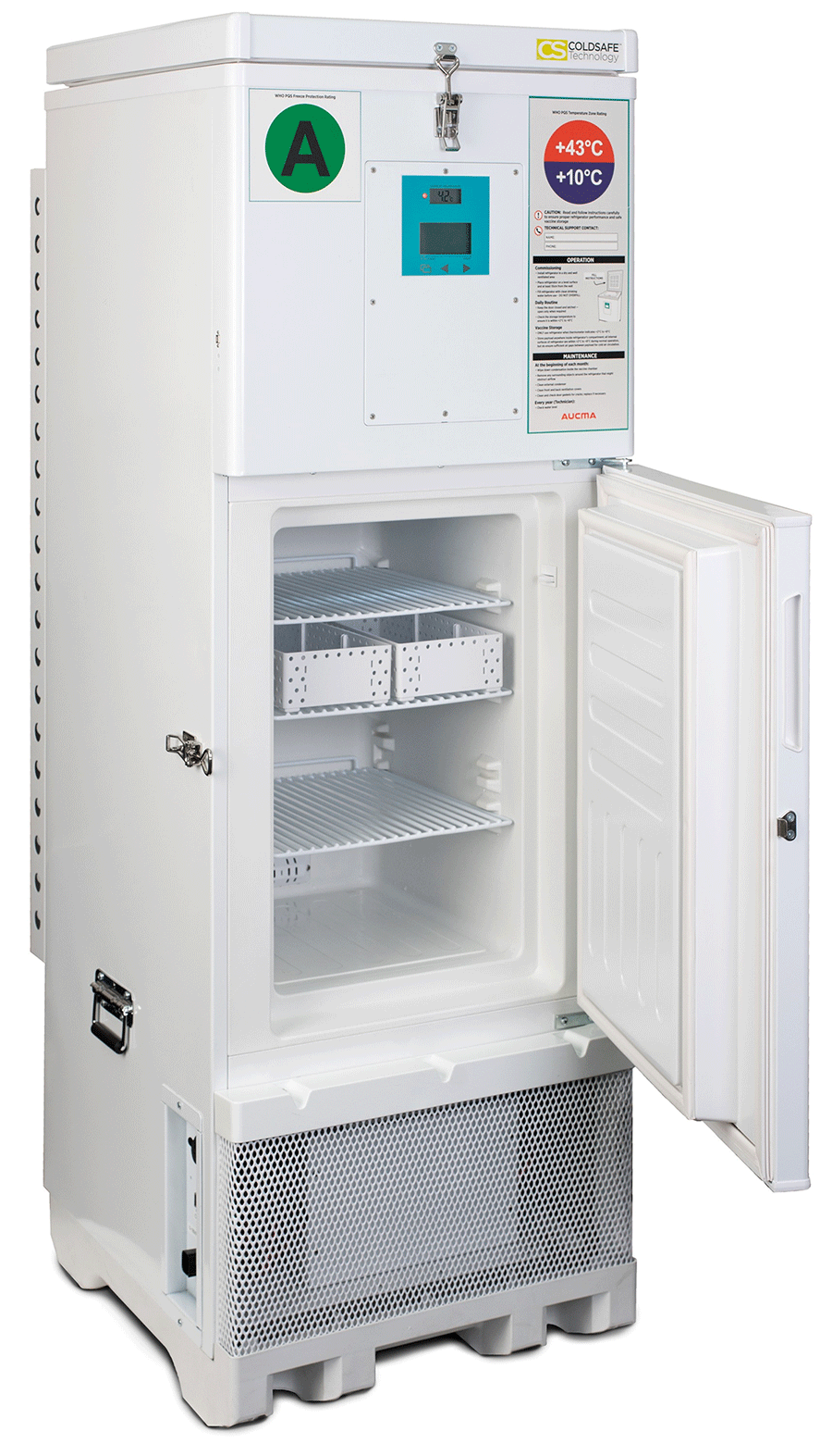 SDD Ref. Aucma MetaFridge CFD50 E003/098