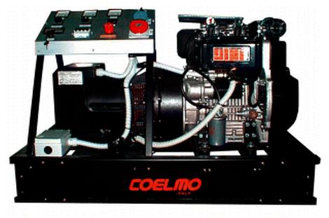 Generator set,diesel,air cooled,15kVA**