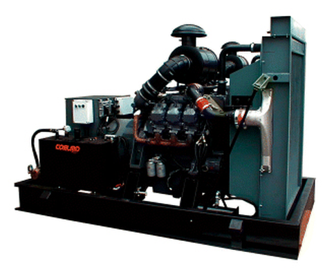 Generator set,diesel,water cool,250kVA**