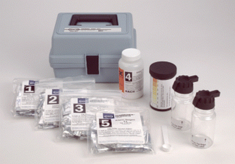 Arsenic testing kit(powdered reagents)**