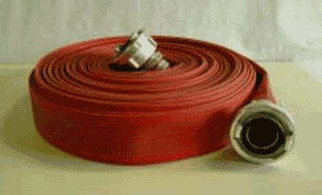 Hose,lay-flat,25m long,75mm diameter