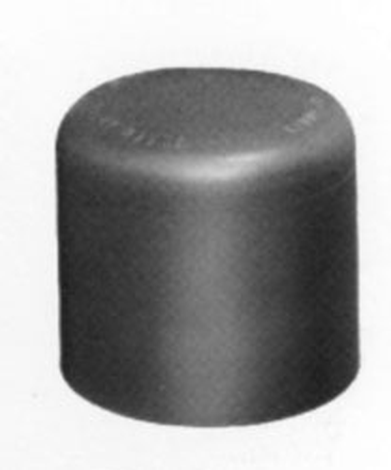 Cap,f,PVC,scj,110mm OD-P