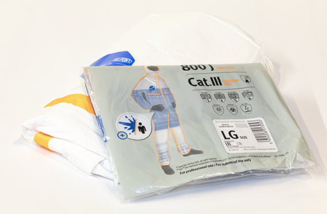 Coverall,protection,CatIII,type 6b,XL
