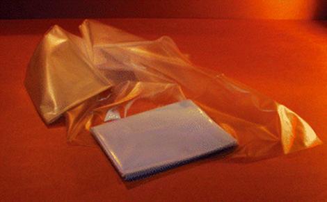 Drawsheet,plastic,90x180cm