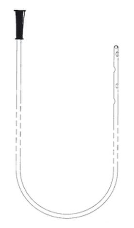 Tube,asp/feed,CH08,L125cm,ster,disp