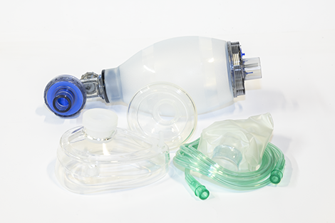 Resuscitator,hand-oper.,neonate,set