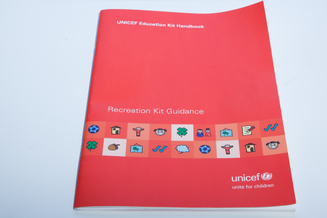 Users guide Recreation Kit, French