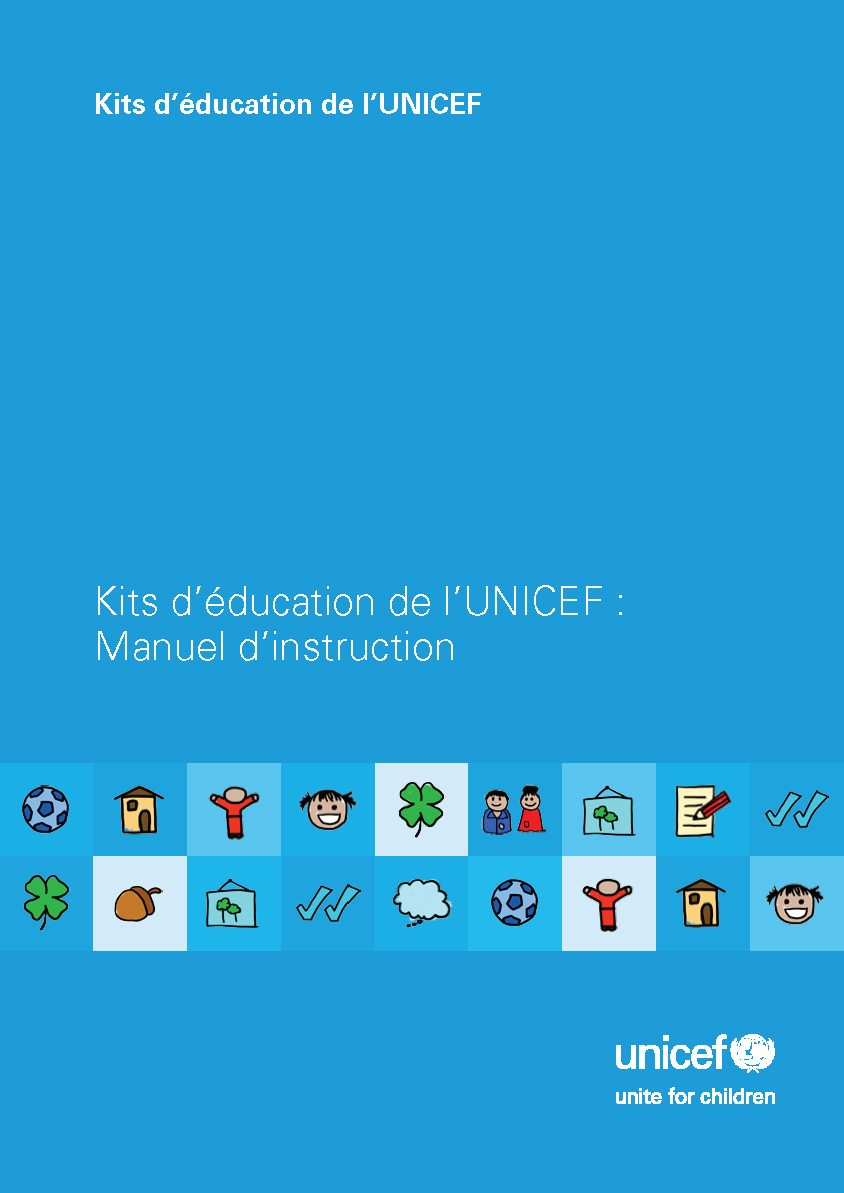 Teachers guide, French