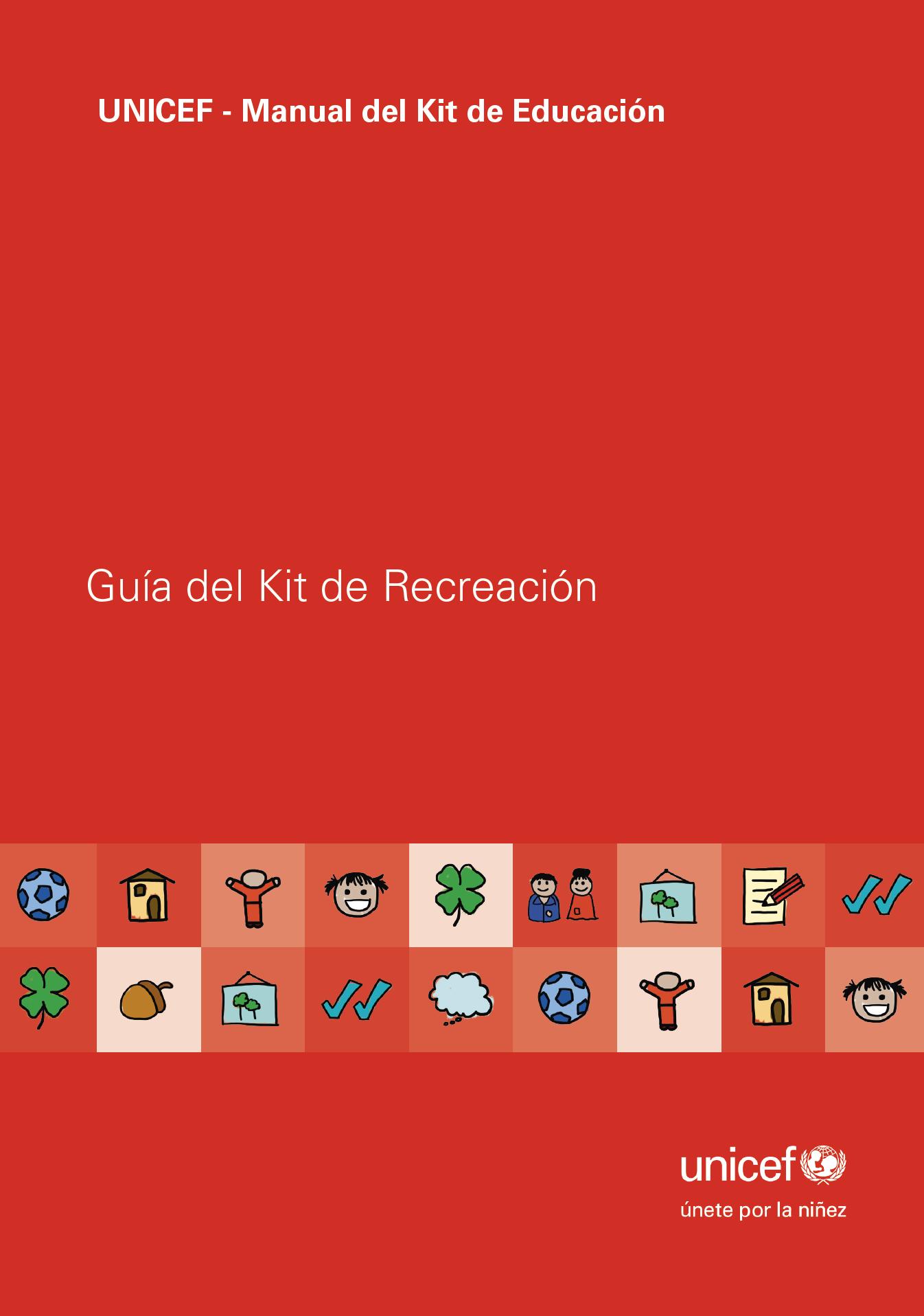 User Guide Recreation Kit in Box Spanish