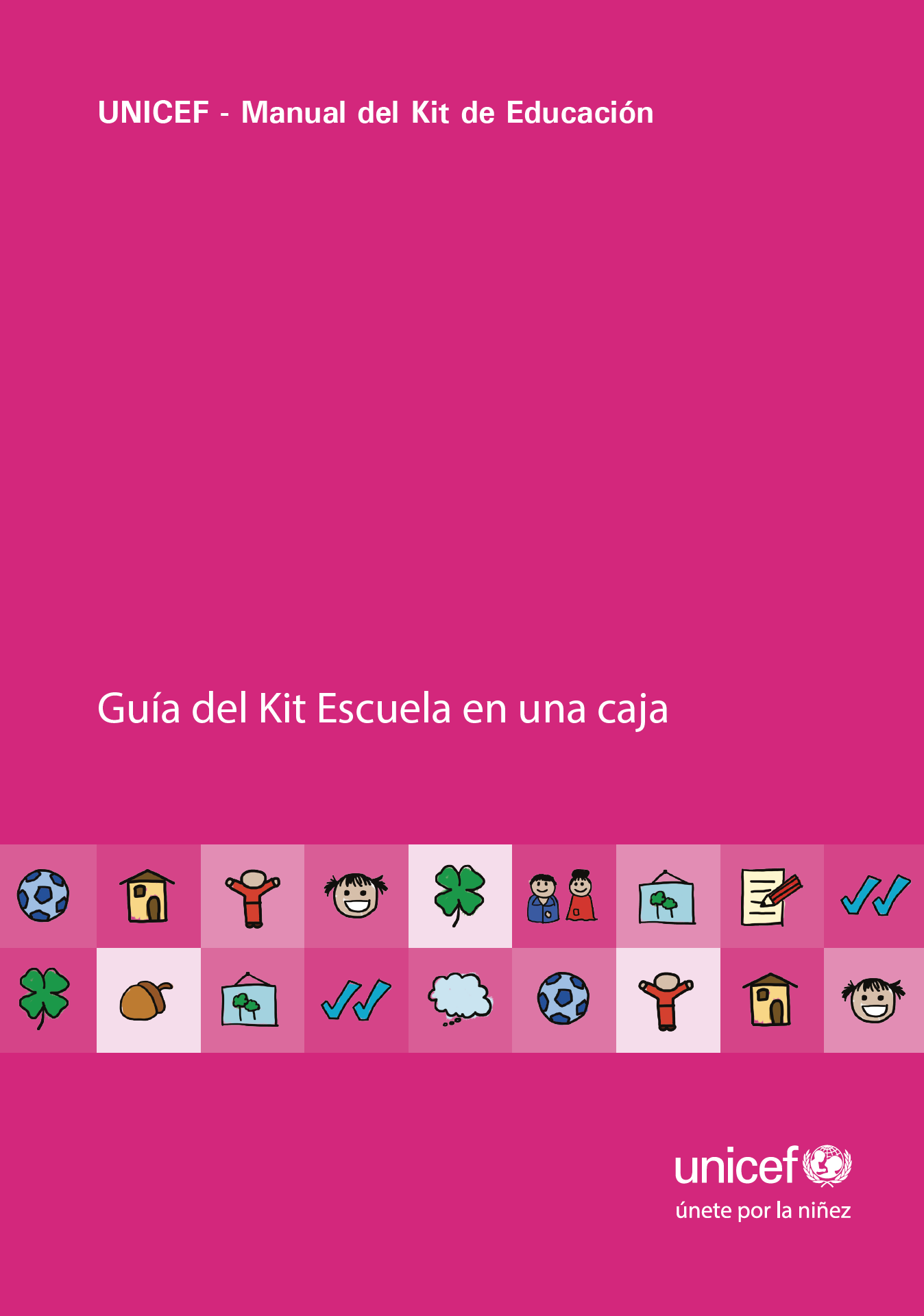Users guide School in a Box Kit, Spanish