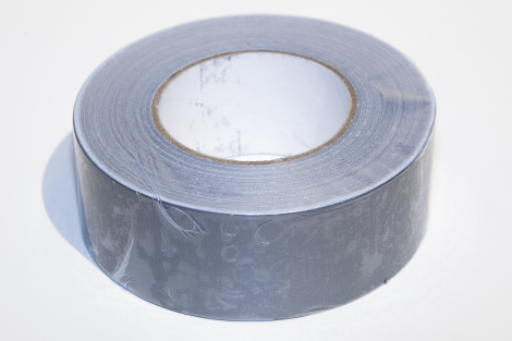 Duct tape,50mm,silver