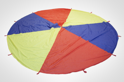 Play Parachute, 3.65 meters, with bag