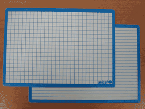 Slate, plastic, A4/BOX-20