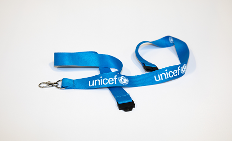 UNICEF ID card holder-lanyard/BAG-50