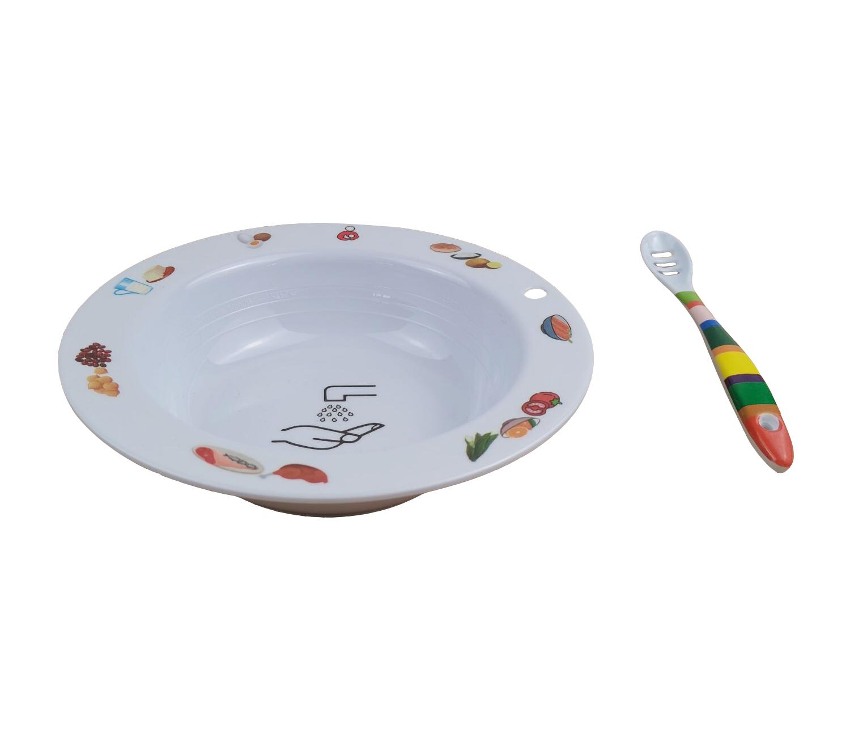 Complementary Feeding Bowl & Spoon PREM