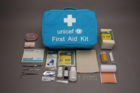 First aid kit A