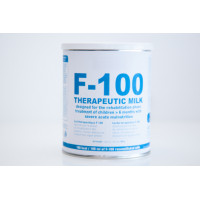 F-100 Therap.milk CAN 400g/CAR-24