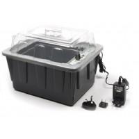 Incubator,portable,4.5 ltr,12V,clear lid