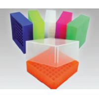 Box,stor 0.5/2/5ml tubes,100 pos,set/6