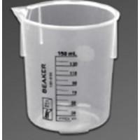 Beaker,plastic,250ml,set/6