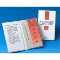 Haemoglobin colour scale (starter kit)