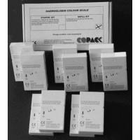 Haemoglobin colour scale (refill kit)