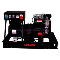 Generator set,diesel,air cooled,8kVA **