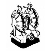 Dewatering pump,11-22 cbm/hr@50m TMH