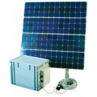 200 Wp Solar Power System,complete