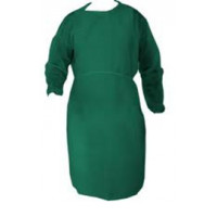 Gown, surgical, woven