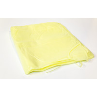 Gown,isolation,nonwoven,disp,pack10