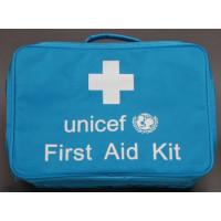 First Aid bag,UNICEF,blue,410x280x170mm