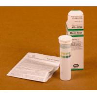 Test strip,urine,gluc/prot,box-100