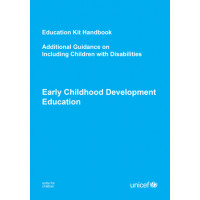 Children w/ Disability Guide ECD Kit