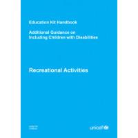 Children w/ Disability Guide REC Kit