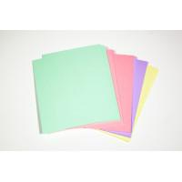 A4 Bristol paper,assorted colors/PAC-100
