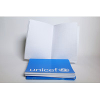 Book,exercise,A5,5mm-sqre,48 pgs/PAC-20
