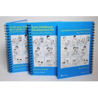 ECD Activity Guide, ECD kit,Arabic