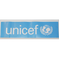 Decal,UNICEF,vehicle,small,693x196mm