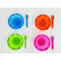 Complementary Feeding Bowl & Spoon Std